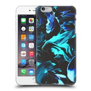 Official Djuno Tomsni Abstract Deep Blue Hard Back Case For Apple Iphone 6 Plus / 6S Plus