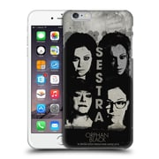 Official Orphan Black Posters Sestra Hard Back Case For Apple Iphone 6 Plus / 6S Plus