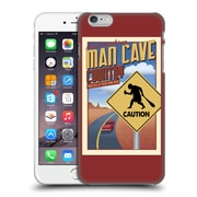 Official Lantern Press Man Cave Highway Hard Back Case For Apple Iphone 6 Plus / 6S Plus