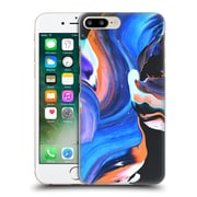 Official Djuno Tomsni Abstract 2 Waves Hard Back Case For Apple Iphone 7 Plus