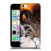 Official La Williams Dragons Michael Vs Belial Hard Back Case For Apple Iphone 5C