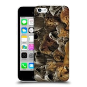 Official La Williams Fantasy The Lions Den Hard Back Case For Apple Iphone 5C