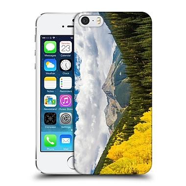 Official Michael Blanchette Rockies Splash Of Gold Hard Back Case For Apple Iphone 5 / 5S / Se