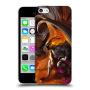 Official La Williams Fantasy Lucifer Reigns Over Hell Hard Back Case For Apple Iphone 5C