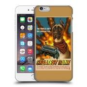Official Lantern Press Dog Collection Greatest Dane Hard Back Case For Apple Iphone 6 Plus / 6S Plus