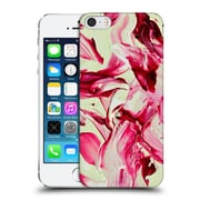 Official Djuno Tomsni Abstract Cherry Blossom Girl Hard Back Case For Apple Iphone 5 / 5S / Se