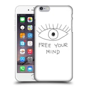 Official Efty Quotation Mind Hard Back Case For Apple Iphone 6 Plus / 6S Plus