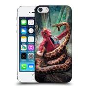 Official Eric Joyner Donuts Snakefight Hard Back Case For Apple Iphone 5 / 5S / Se