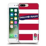 Official England Rugby Union 2016/17 Patterns Red Stripes Hard Back Case For Apple Iphone 7 Plus