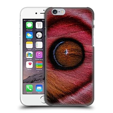 Official Elena Kulikova Plumes Eye See Suraka Moth Hard Back Case For Apple Iphone 6 / 6S