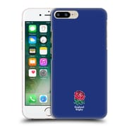 Official England Rugby Union 2016/17 The Rose Plain Navy Hard Back Case For Apple Iphone 7 Plus