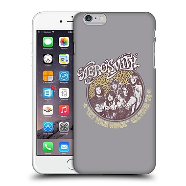 Official Aerosmith Tour Get Your Wings Hard Back Case For Apple Iphone 6 Plus / 6S Plus