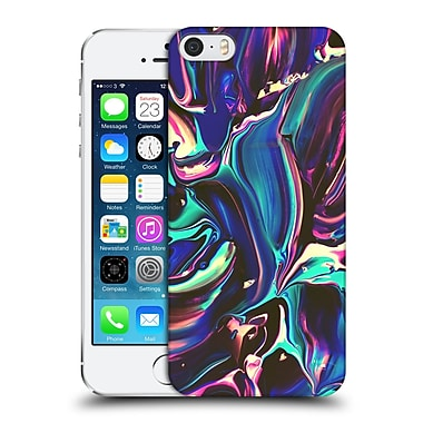 Official Djuno Tomsni Abstract Electric Relaxation Hard Back Case For Apple Iphone 5 / 5S / Se