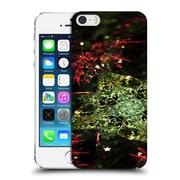 Official Eli Vokounova Fractal Art Christmas Hard Back Case For Apple Iphone 5 / 5S / Se