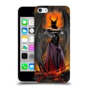 Official La Williams Fantasy Lucifer Standing Hard Back Case For Apple Iphone 5C