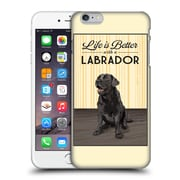 Official Lantern Press Dog Collection Labrador Hard Back Case For Apple Iphone 6 Plus / 6S Plus