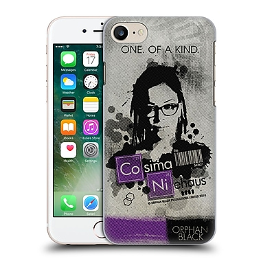 Official Orphan Black Posters Cosima Hard Back Case For Apple Iphone 7