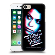 Official Orphan Black One Of A Kind Sarah Manning Hard Back Case For Apple Iphone 7