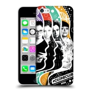 Official Orphan Black #Cloneclub Four Faced Hard Back Case For Apple Iphone 5C