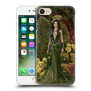 Official Nene Thomas Dragons Topaz Forest Hard Back Case For Apple Iphone 7