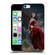 Official Nene Thomas Fairies Crimson Lily Hard Back Case For Apple Iphone 5C