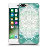 Official Nika Martinez Mandala Boho Green Hard Back Case For Apple Iphone 7 Plus