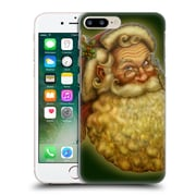Official Myles Pinkney Art Santa Hard Back Case For Apple Iphone 7 Plus