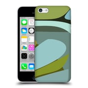 Official Magdalena Hristova Clean Lines 3 Green 5 Hard Back Case For Apple Iphone 5C