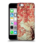Official Olivia Joy Stclaire Nature Autumn Red Hard Back Case For Apple Iphone 5C