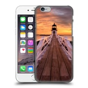 Official Michael Blanchette Lighthouses Runway To The Sky Hard Back Case For Apple Iphone 6 / 6S