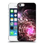 Official Eli Vokounova Fractal Art Center Of The Universe Hard Back Case For Apple Iphone 5 / 5S / Se