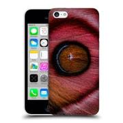 Official Elena Kulikova Plumes Eye See Suraka Moth Hard Back Case For Apple Iphone 5C