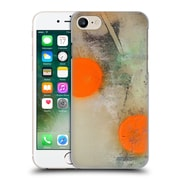 Official Aini Tolonen In The Mood Sending You Orange Kisses Hard Back Case For Apple Iphone 7