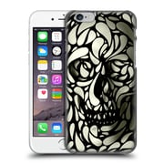 Official Ali Gulec The Message Skull Hard Back Case For Apple Iphone 6 / 6S