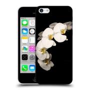 Official Elena Kulikova Orchids White 3 Hard Back Case For Apple Iphone 5C