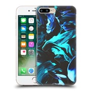 Official Djuno Tomsni Abstract Deep Blue Hard Back Case For Apple Iphone 7 Plus