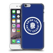Official England Rugby Union 2016/17 The Rose Swing Low, Sweet Chariot Hard Back Case For Apple Iphone 6 / 6S