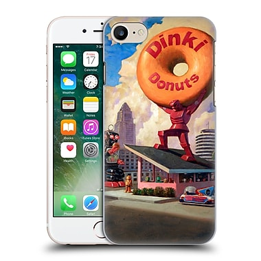 Official Eric Joyner Donuts Robo Atlas Hard Back Case For Apple Iphone 7