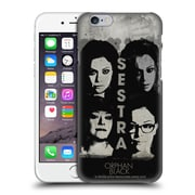 Official Orphan Black Posters Sestra Hard Back Case For Apple Iphone 6 / 6S