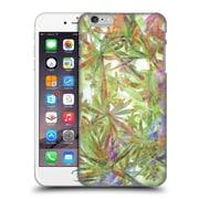 Official Magdalena Hristova Secret Garden Light Green Hard Back Case For Apple Iphone 6 Plus / 6S Plus