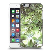 Official Magdalena Hristova Secret Garden Light Green 2 Hard Back Case For Apple Iphone 6 Plus / 6S Plus