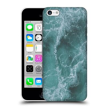 Official Luke Gram Beaches Electric Ocean Hard Back Case For Apple Iphone 5C