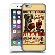 Official Lantern Press Dog Collection Versus Hard Back Case For Apple Iphone 6 / 6S