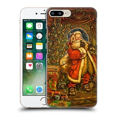 Official Myles Pinkney Art Christmas Presence Hard Back Case For Apple Iphone 7 Plus