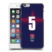 Official England Rugby Union 2016/17 Alternate Kit Position 5 Hard Back Case For Apple Iphone 6 Plus / 6S Plus
