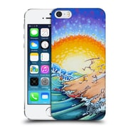 Official Drew Brophy Surf Art Beach Party Hard Back Case For Apple Iphone 5 / 5S / Se