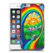 Official Drew Brophy Surf Art Rainbow Ride Hard Back Case For Apple Iphone 6 Plus / 6S Plus