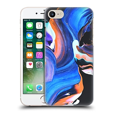 Official Djuno Tomsni Abstract 2 Waves Hard Back Case For Apple Iphone 7