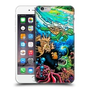 Official Drew Brophy Surf Art Deep Into Paradise Hard Back Case For Apple Iphone 6 Plus / 6S Plus