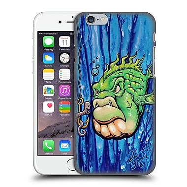 Official Drew Brophy Surf Art 2 Wormy And Stan Hard Back Case For Apple Iphone 6 / 6S